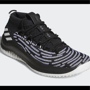 "Adidas Dame 4 ""Black History Month""  Sz 14"